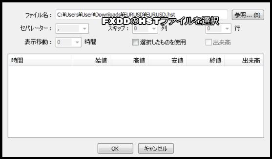 FXDDの.hstファイル